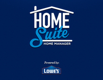 Lowe's Home Suite - Home Manager