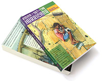 Riding out the Hurricane - book design & illustration