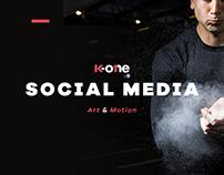 K-ONE | Social Media