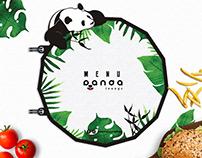 Panda Lounge Menu