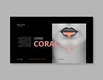 [Exploration] 1/365 - Living Coral