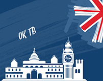 United Kingdom Training Board (UK-TB) identity &UI/UX