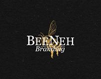 BeeNeh Branding | Logo + Brand Design