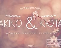 Akiko & Kiota