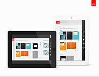 20Leya app for W8 | Redesign