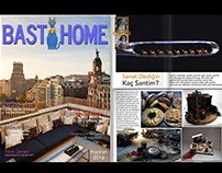 Bast Home Ev Dekorasyon Dergisi
