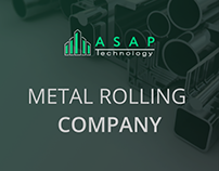 Corporate web site for Metallurgical Company