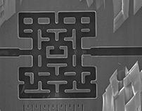Microscopic Pacman