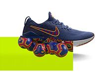 Nike Epic React - Football
