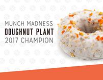 Munch Madness Vendor Website