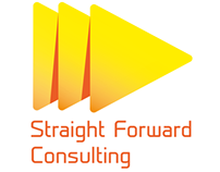 Straight Forward Consulting (Brand Design)