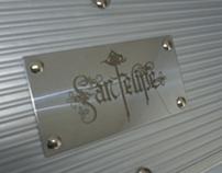 San Felipe BBQ set