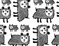 "Pattern ""Fårhund"""
