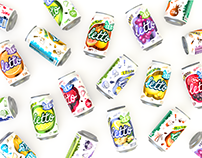 letto (refreshment packaging) 2014