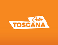Radio Toscana - Logo restyling