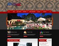 Website Rumah Pesta & Resto Surabaya