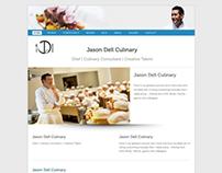 Website Chef professional Di Bali
