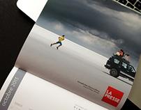 Salar de Uyuni, Bolivie (calendrier annuel La Presse)