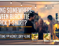 Wild Turkey American Honey Campaign