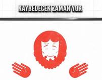 Kaybedecek Zaman Yok Campaign website