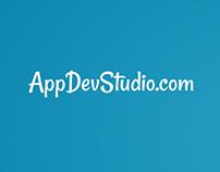 Website design for company of developers