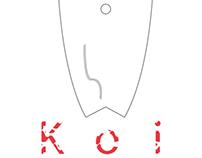 Koi Totem| Indoor/Outdoor Display & Lighting System