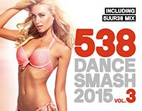 538 Dance Smash 2015 series