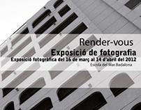 Catálogo exposición / Catàleg exposició Render-Vous