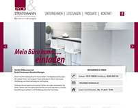 Dyck & Stratemann, Website