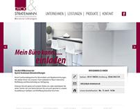 Dyck & Stratemann, Website