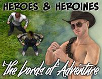 Heroes & Heroines - The Lords of Adventure