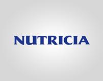 Nutricia Club • Website