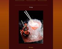 ZEN Asian Restaurant Website Redesign