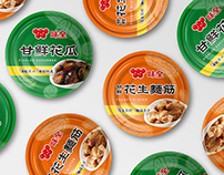 味全 - 甘鮮罐頭系列