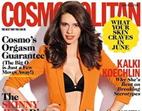 Cosmopolitan June 2013 issue