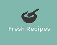 Fresh Recipes App