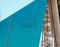 """Eco-hotel """"Gradient"""""""