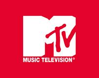 MTV Temporary shop
