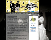 The Wedding Crashers Website