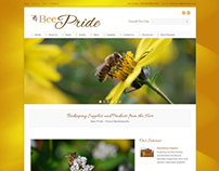 Bee Pride Website