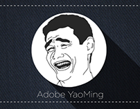[Cover Timeline facebook] Adobe Yao Ming :))