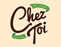 Chez Toi Logo Design
