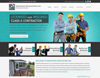 Robertson Renovations Inc.