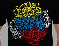 T-Shirt Letter