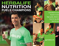 Cristiano Ronaldo Advertising Campaigns