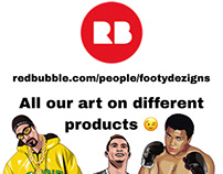 Our Redbubble