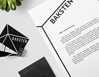 BAKSTEN | Brand identity