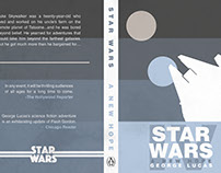 Star Wars Book Cover Design
