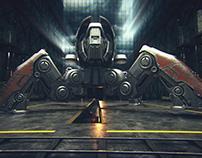 CGI Teaser Fujin and Raijin! New robots WWR