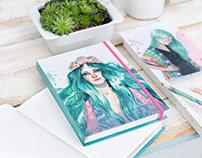 Colección de Cuadernos de Esther Gili